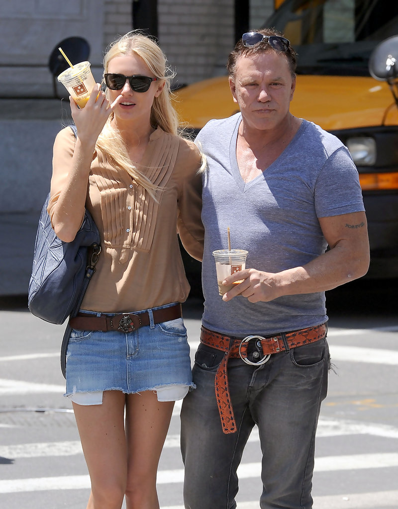 Mickey Rourke - Mickey Rourke Photos - Mickey Rourke and ...