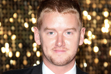 Mikey North Arrivals at the British Soap Awards