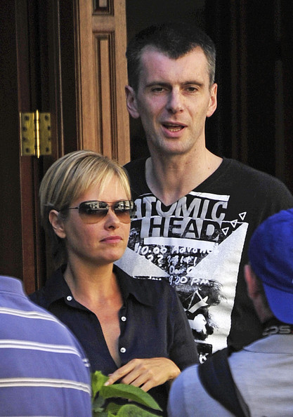 dating mikhail prokhorov