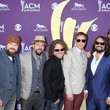 Zac Brown Band Stars at the Academy of Country Music Awards