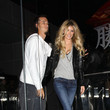 Griffin Guess Marisa Miller and Griffin Guess at Katsuya