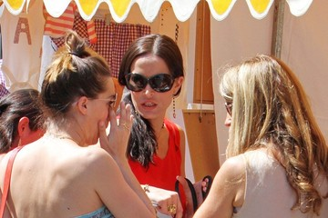 Sunshine Celebrities Attend the Primrose Hill Summer Fete
