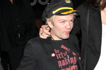 Deryck Whibley Deryck Whibley and Girlfriend at Katsuya