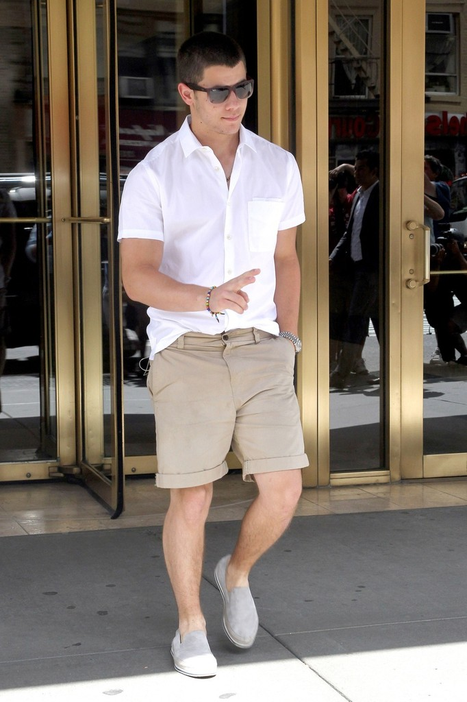 nick jonas in nick jonas leaves home zimbio