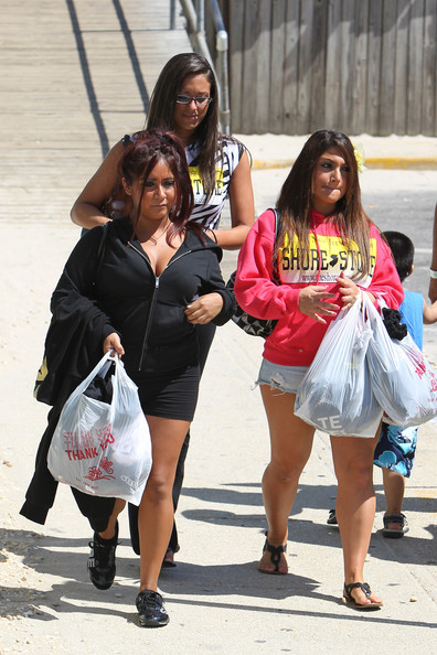 Deena and snooki