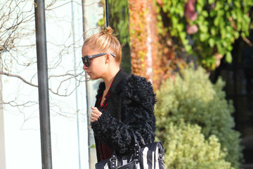 Nicole Richie Nicole Richie Out in West Hollywood