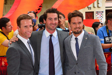Ollie Baines 'Red 2' Premieres in London