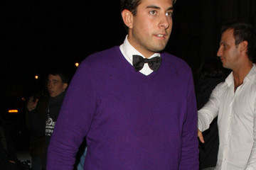 James 'Arg' Argent James Argent and Cast Members at Aura Nightclub