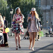 More Fashion in Paris - Gossip Girl Style
