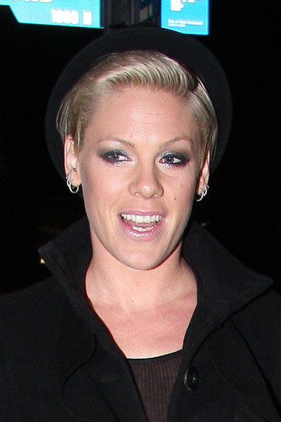 "P!nk at LA's Roxy for the ""Jam for Ron Asheton"" Charity Jam"