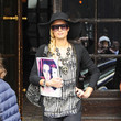 Paris Hilton Greets Fans in France
