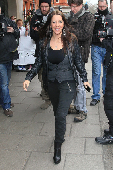 Pattie Mallette - Pattie Mallette in London