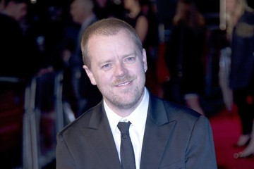 Paul Andrew Williams Stars at the 'Song for Marion' Premiere in London