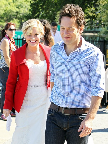 Paul Rudd and Amy Poehler Film 'They Came Together' 23 of ...