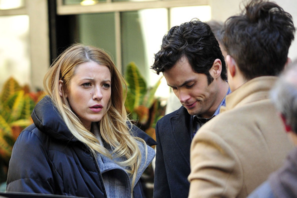 blake lively and penn badgley 2011. Penn Badgley Blake Lively and