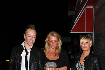 Dan Whiston Opening Party of The Shed
