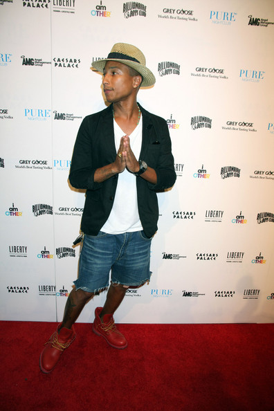 Pharrell Williams - Billionaire Boys Club Celebrates 10 Years