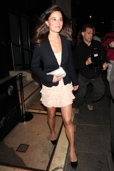 pippa middleton legs. Pippa Middleton at the Roof