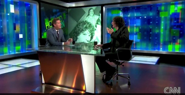 Piers Morgan interviews the long time radio show host Howard Stern on his