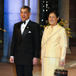 Prince Maha Vajiralongkorn Guests Arrive for a Dinner With the Royal Family