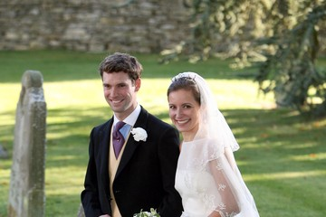 Harry Meade Prince William and Kate Middleton at a Friend's Wedding