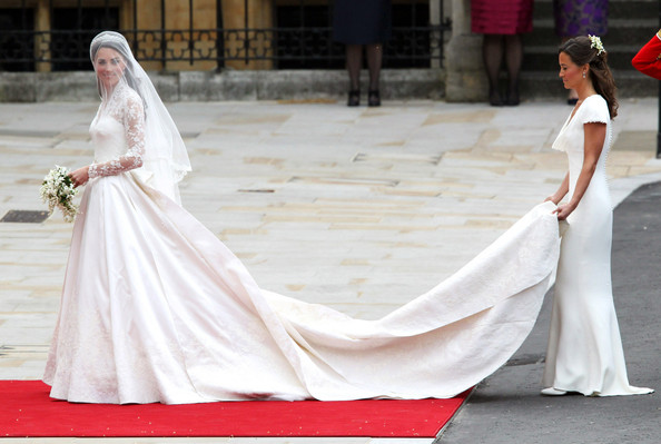 Prince William and Pippa Middleton - Royal Wedding Party at Westminster Abbey