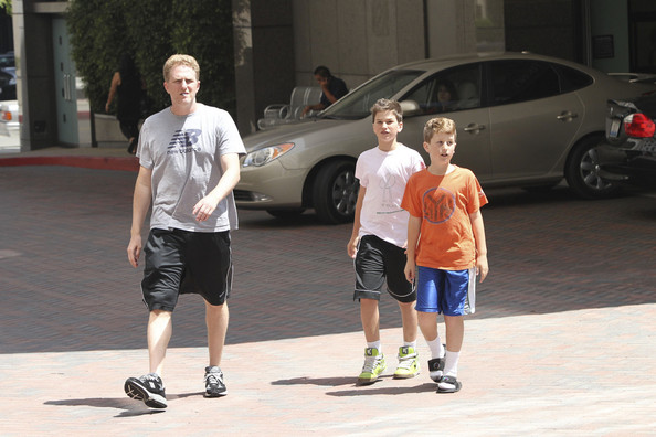 Photo of Michael Rapaport & his  Son  Julian Ali Rapaport
