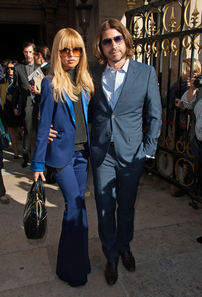 Rachel Zoe - The Stella McCartney Spring-Summer 2013 collection held ...