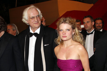 Melanie Thierry Bertrand Tavernier Raphael Haroche and Melanie Thierry at the Screening for 'The Princess of Montpensier'