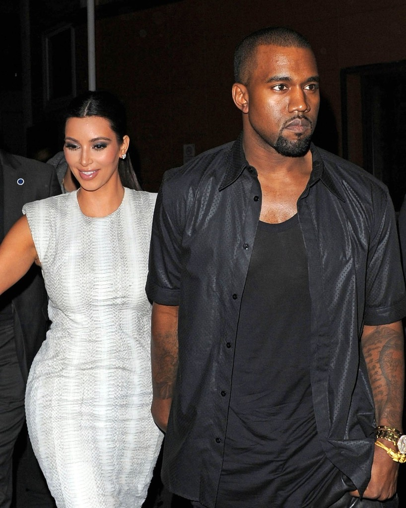 Kanye west dating