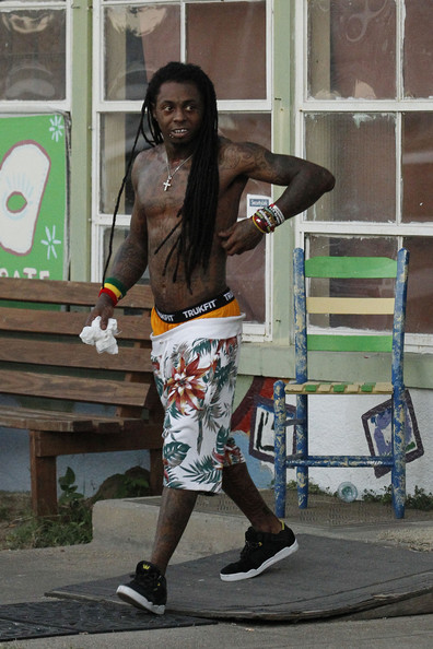 Lil Wayne in New Orleans - Pictures - Zimbio