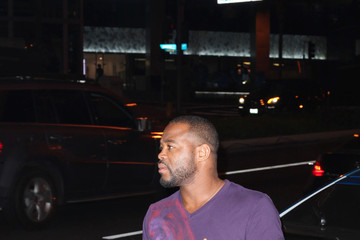 Rashad Evans Rashad Evans in West Hollywood