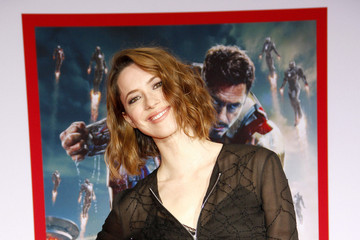Rebecca Hall Arrivals at the 'Iron Man 3' Premiere 2