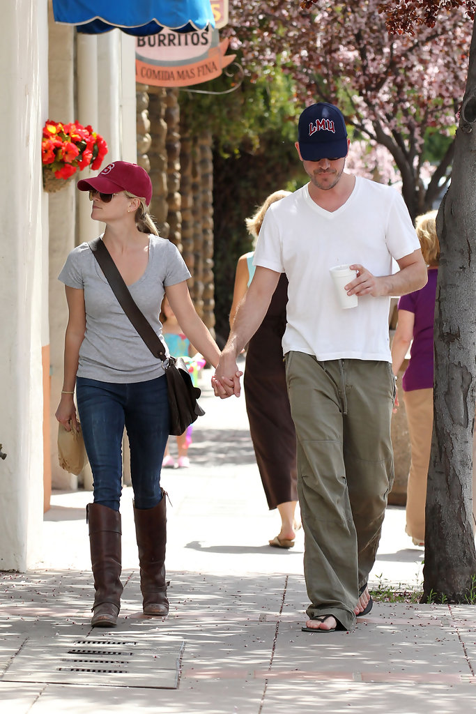 Reese witherspoon and jim toth in ojai zimbio for Ojai celebrities