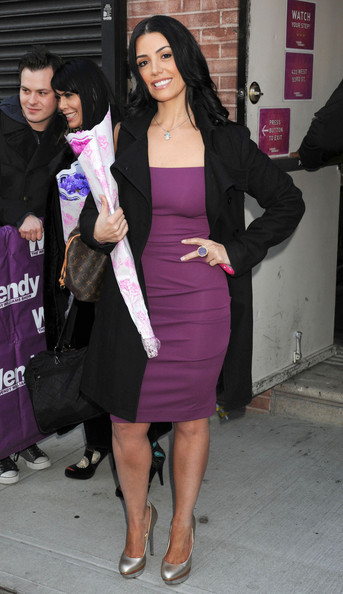 Renee Graziano Photos Photos The Cast Of Mob Wives On