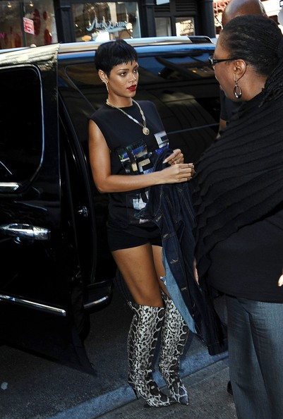 rihanna in new york city 3 zimbio