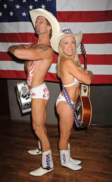 Naked Cowgirl Cindy Fox Slideshow From Her Music Video