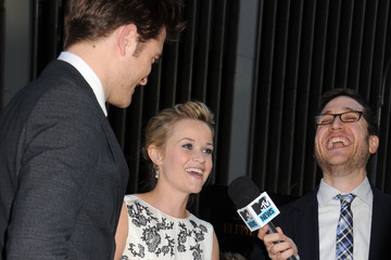 """Reese Witherspoon Robert Pattinson The """"Water For Elephants"""" New York Premiere"""