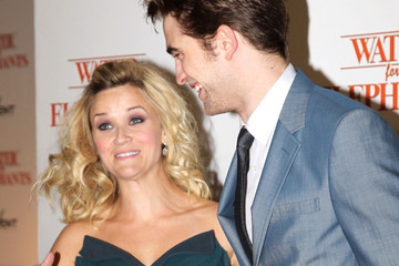 """Reese Witherspoon Robert Pattinson The Sydney Premiere of """"Water For Elephants"""""""