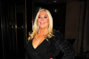 Vanessa Feltz The Breast Cancer Care 2010 Fashion Show in London