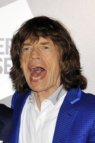 The Rolling Stones and Mick Jagger Photos Photos - The