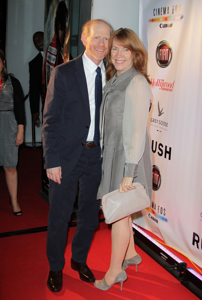 Celebs at the 'Rush' Party in Toronto