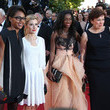 Roselyne Bachelot 'The Immigrant' Premieres in Cannes