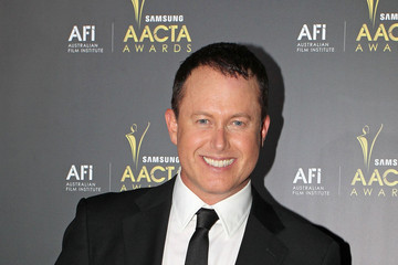 Jason Gilkison Celebs at the 2012 AACTA Awards