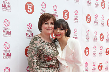 Roxanne Arrivals at the Tesco Mum of the Year Awards at the Savoy Hotel in London