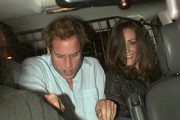 Kate+Middleton in Prince William and Kate Middleton at Boujis Nightclub