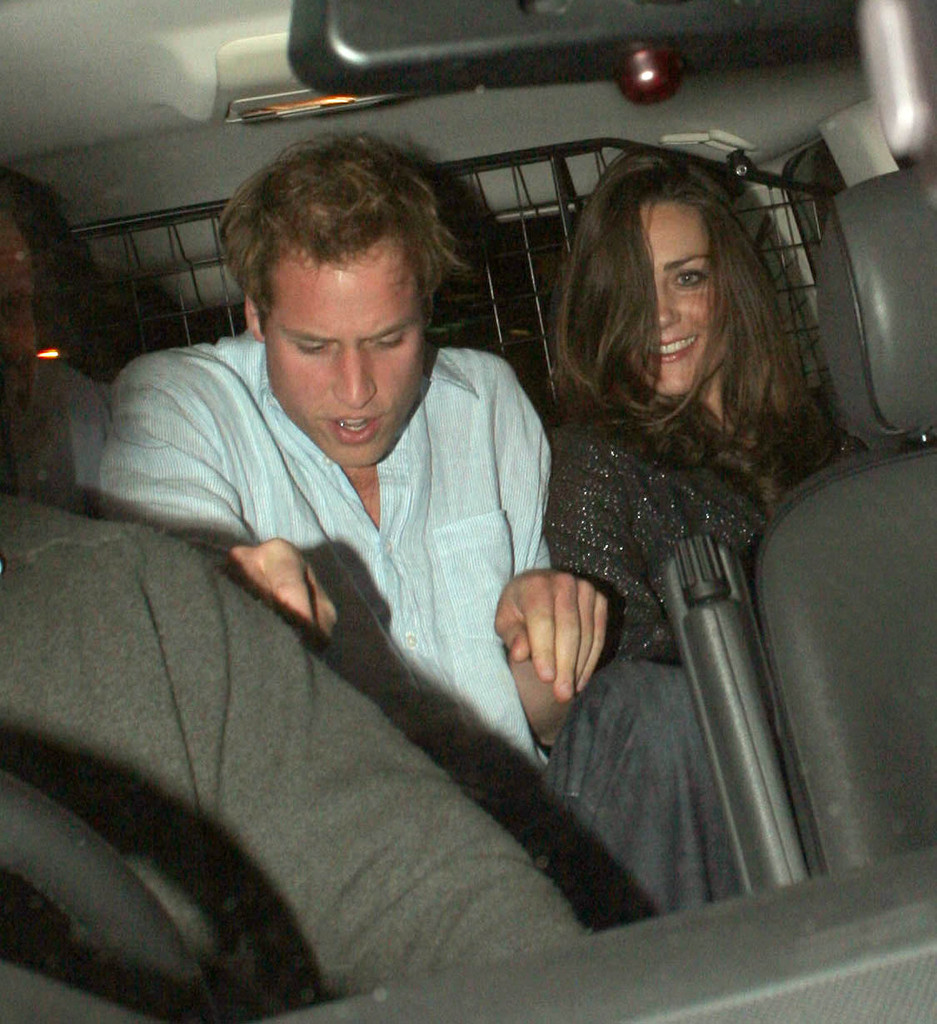 william and kate dating These stars were lucky enough to score an invitation to prince william and kate middleton's wedding but he wasn't always dating meghan.