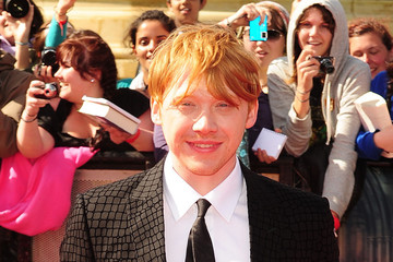Rupert Grint 'Harry Potter And The Deathly Hallows: Part 2' UK Premiere