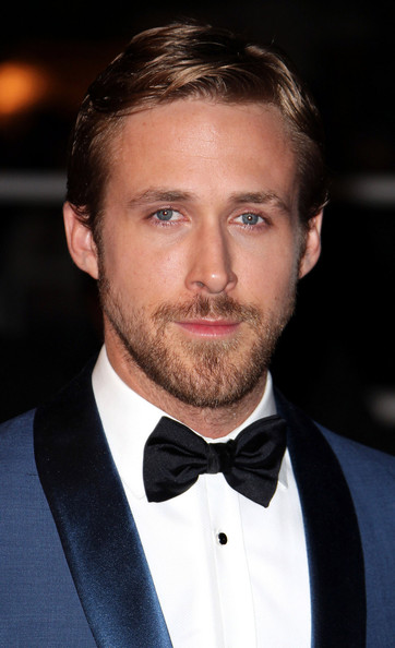 "Ryan Gosling is seen on the red carpet for a screening of his new film ""Drive"" at the Cannes Film Festival."