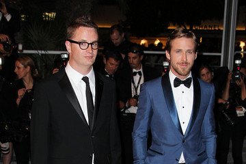 """Ryan Gosling Nicolas Winding Refn Ryan Gosling at the """"Drive"""" Premiere at the Cannes Film Festival"""